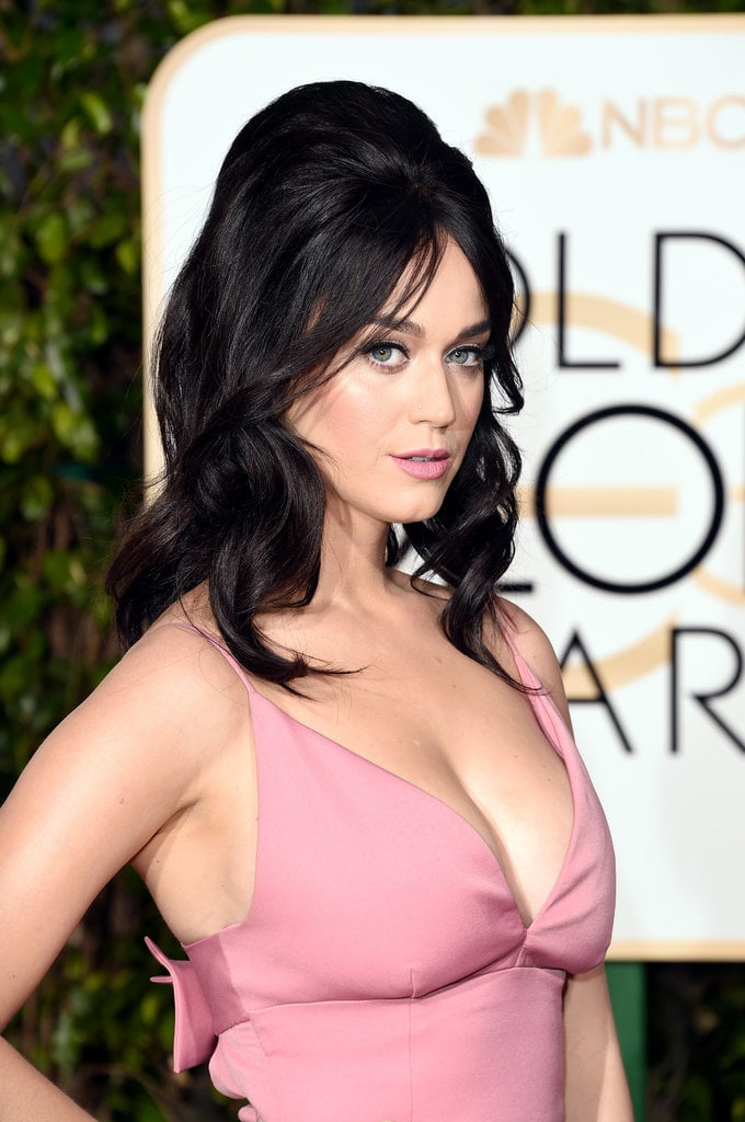 DFW Beauty Guide: Golden Globes Katy Perry