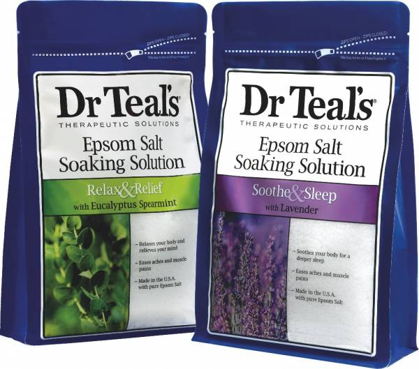 DFW Beauty Guide: Dr. Teal's Epsom Salts