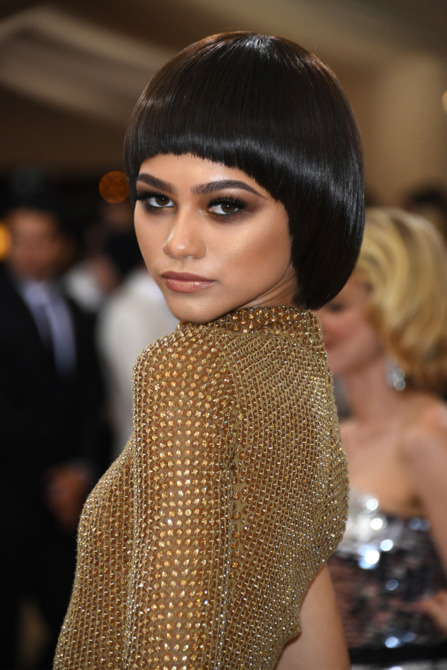 Met Gala Beauty - Zendaya