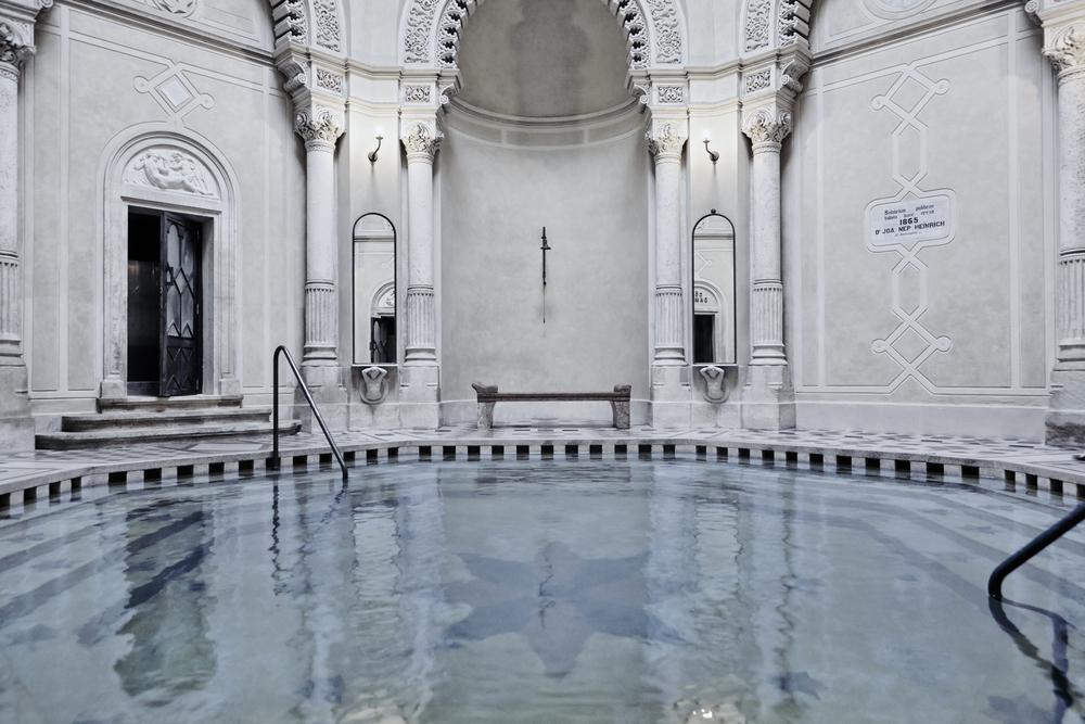 Racz Bath in Budapest Built by Omorovicza Family.jpg
