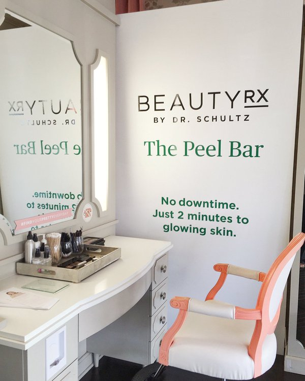 DFW Beauty Guide: BeautyRX - The Peel Bar Dallas Blushington