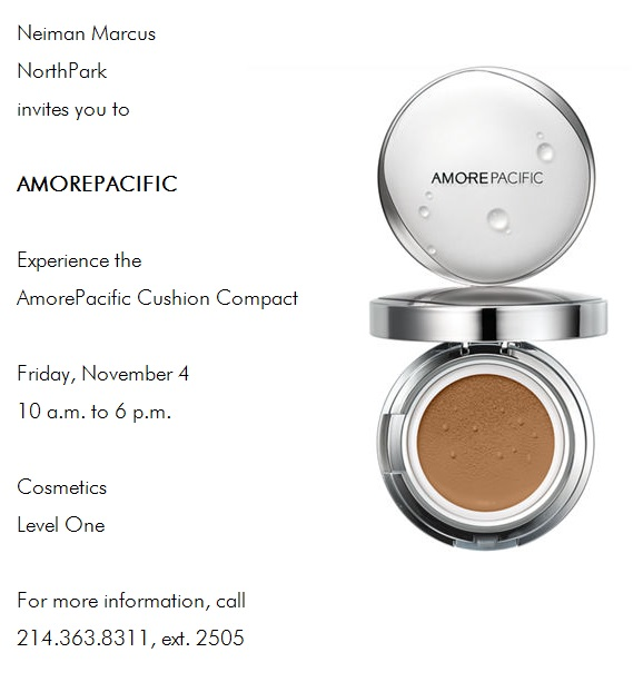 DFW Beauty Guide - Amorepacific