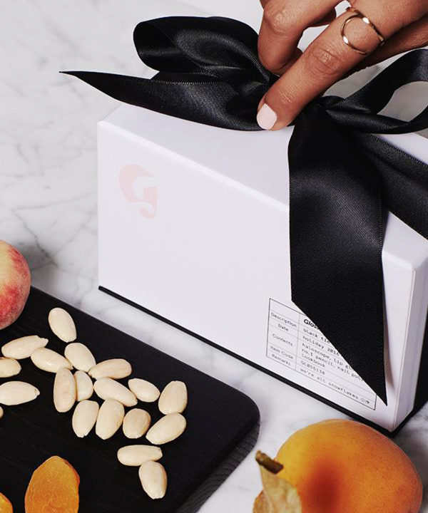 DFW Beauty Guide - Glossier Black Tie Box