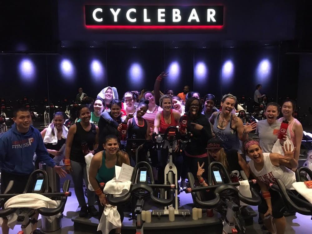 CycleBar - American Heart