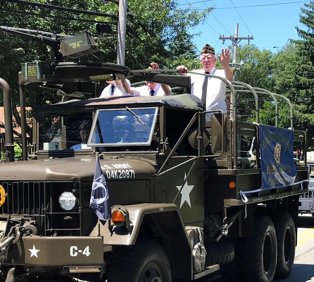 2018 Independence Day Parade