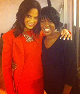 Fashion Stylist for Soledad O'Brien