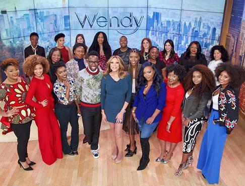 The Wendy Williams Show, Fashion Stylist