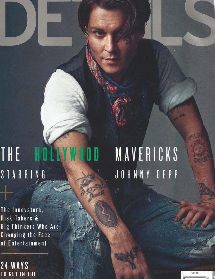 Details magazine feature, Vicente Wolf