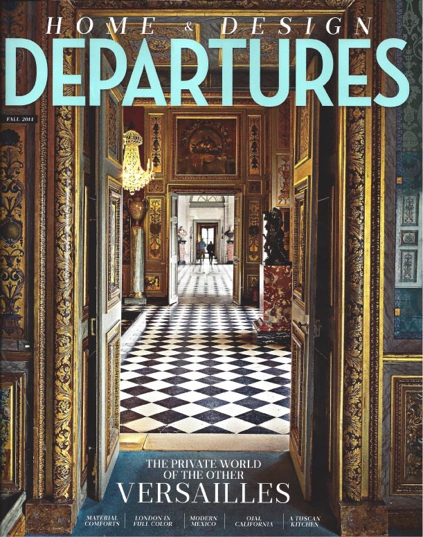 Departures Top Designers, Vicente Wolf