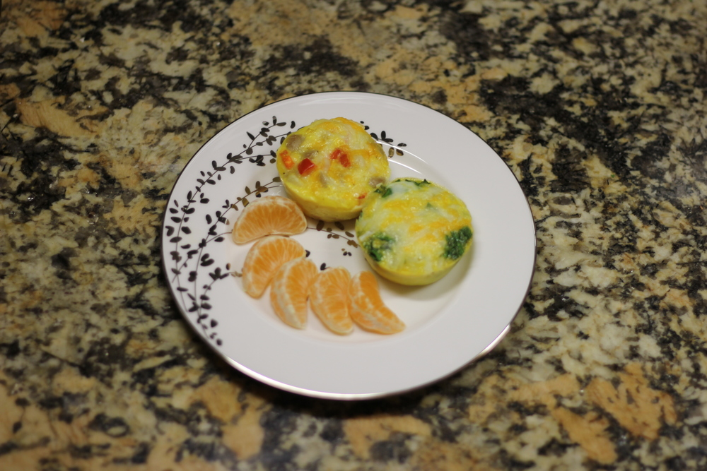Quick Healthy Breakfasts Part 3 The Egg Muffin Simple Nutrition