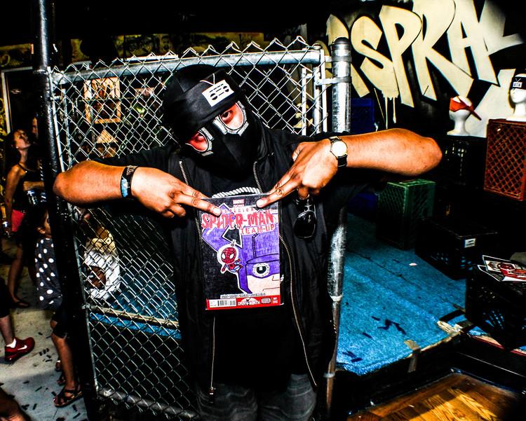 Mark Marvel by Angie (Ninja Party Photos)