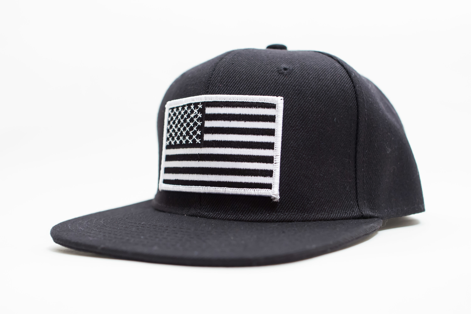 USA Black Flag Snapback — Stereotype Co I Don t Stop Dreaming I ... 7a8f2d416eb