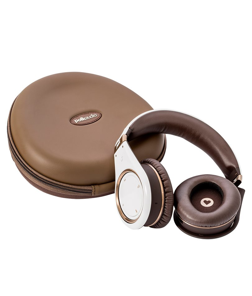 Headphones by Polk Audio