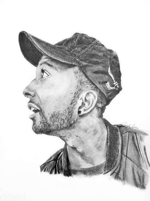 Illustrated by @ ArtByRangel -Median: pencil  Twitter: ART by RANGEL , Facebook: ART by RANGEL , Instagram:  ART by RANGEL Pinterest: ART by RANGEL , Tumblr: ART by RANGEL