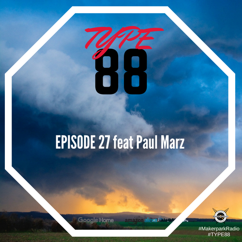 Paul Marz TYPE88 Interview