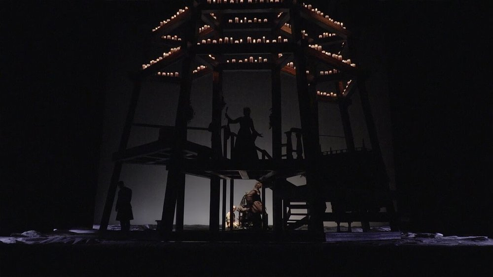 Lion in Winter , Guthrie Theatre 2017, Lighting Design by Clifton Taylor