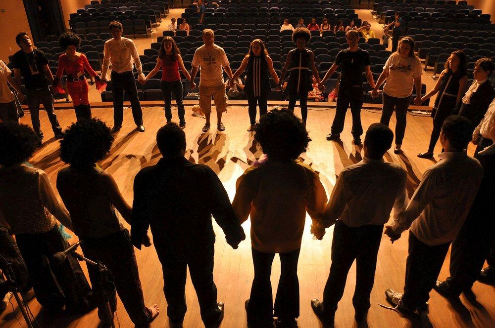 circle community on stage.jpg