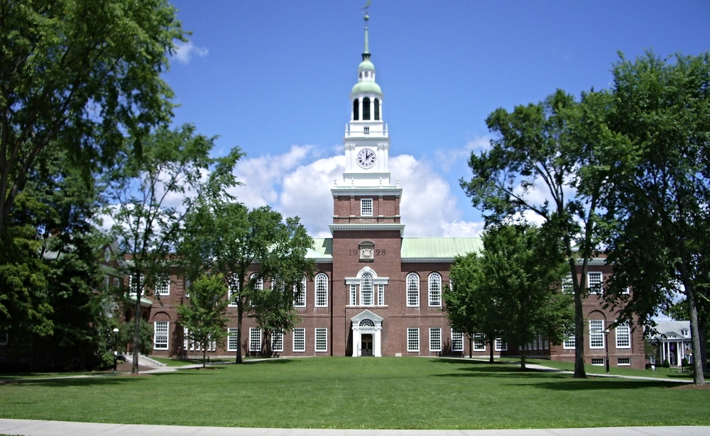 Dartmouth Background
