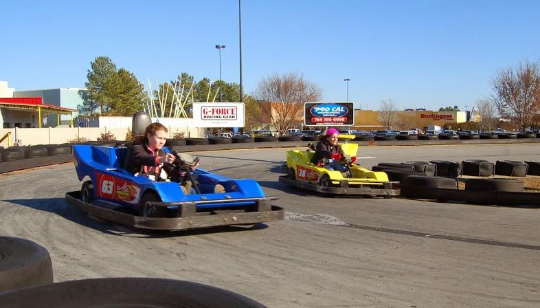 Go karting The Speedpark.jpg