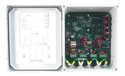 AC Power Obstruction Lighting Controller