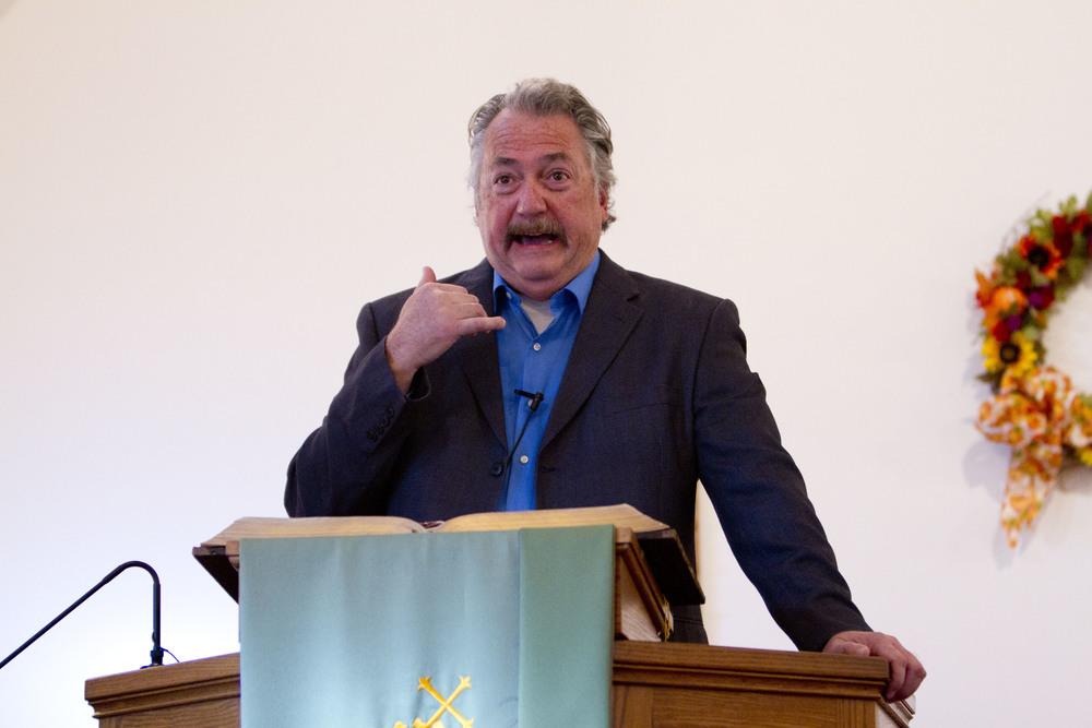 Pastor Al Spangler