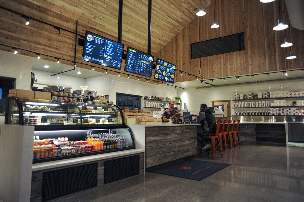 Cold Smoke Coffeehouse at Woodland Park 64 Willow Peak Drive Bozeman Montana 406-624-0243