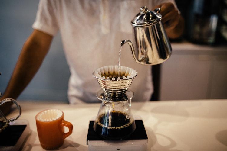 Home Coffee Brewing 101 Taproom Coffee Beer