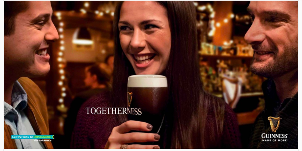 Guiness -Togetherness