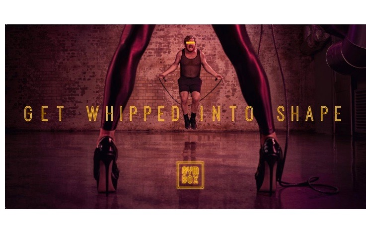 Todd Antony - Gymbox - Get Whipped into shape