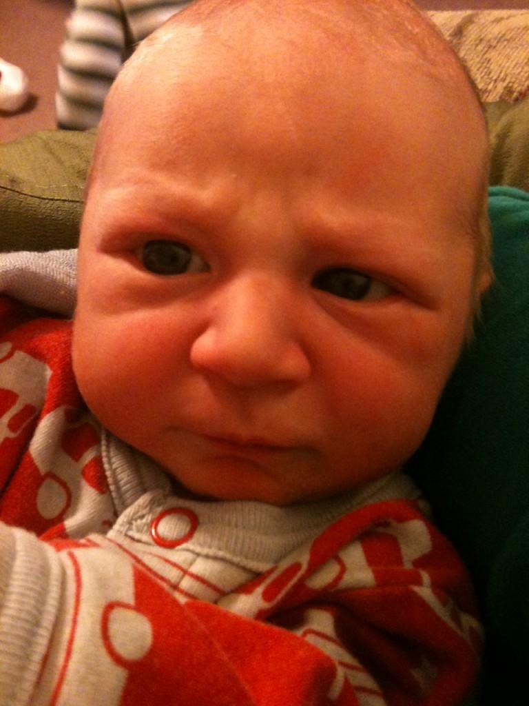 Grumpy Henry