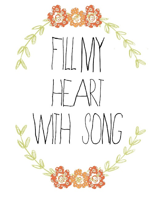 Fill My Heart With Song