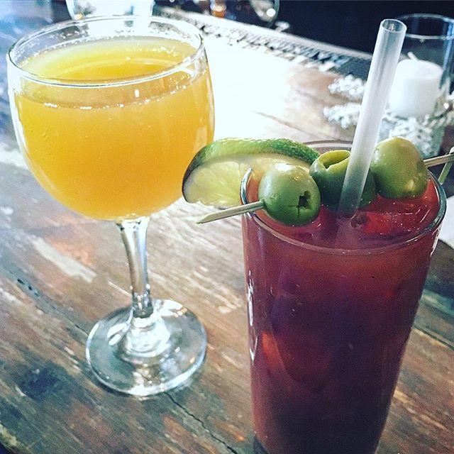Brunchin' with THE best @egopaul #brunch #reefrestaurant #sundayfunday #queens #nyc