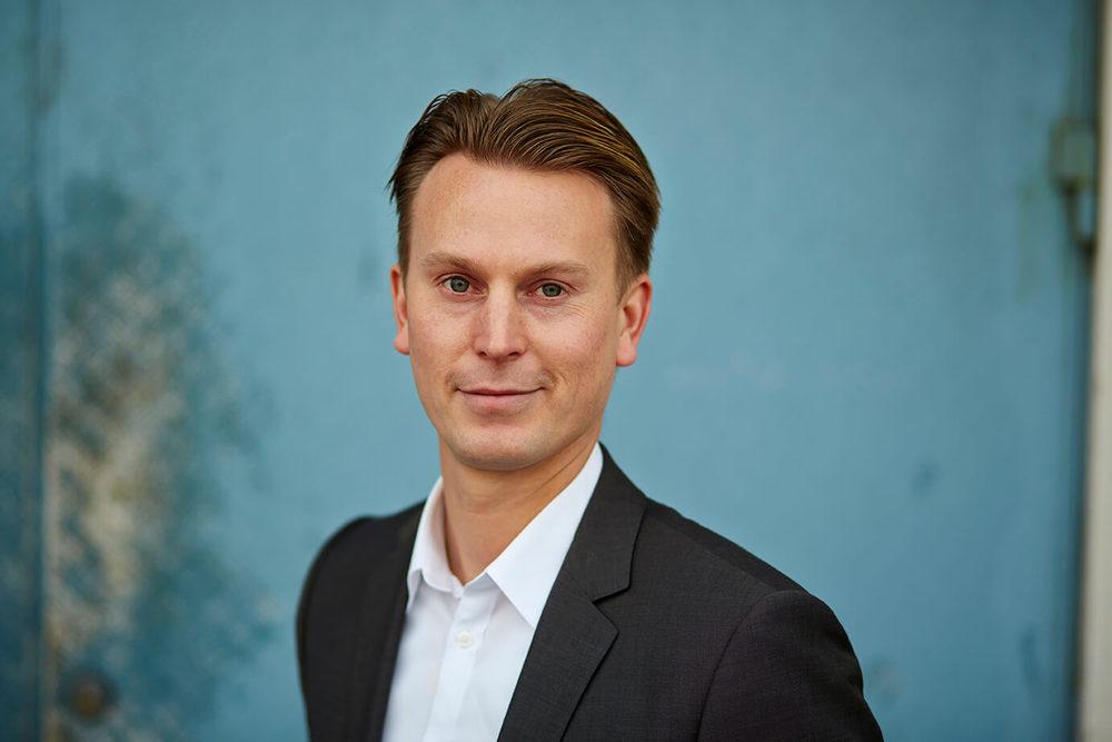 Fredrik Adlercreutz, vd ADinQ AB