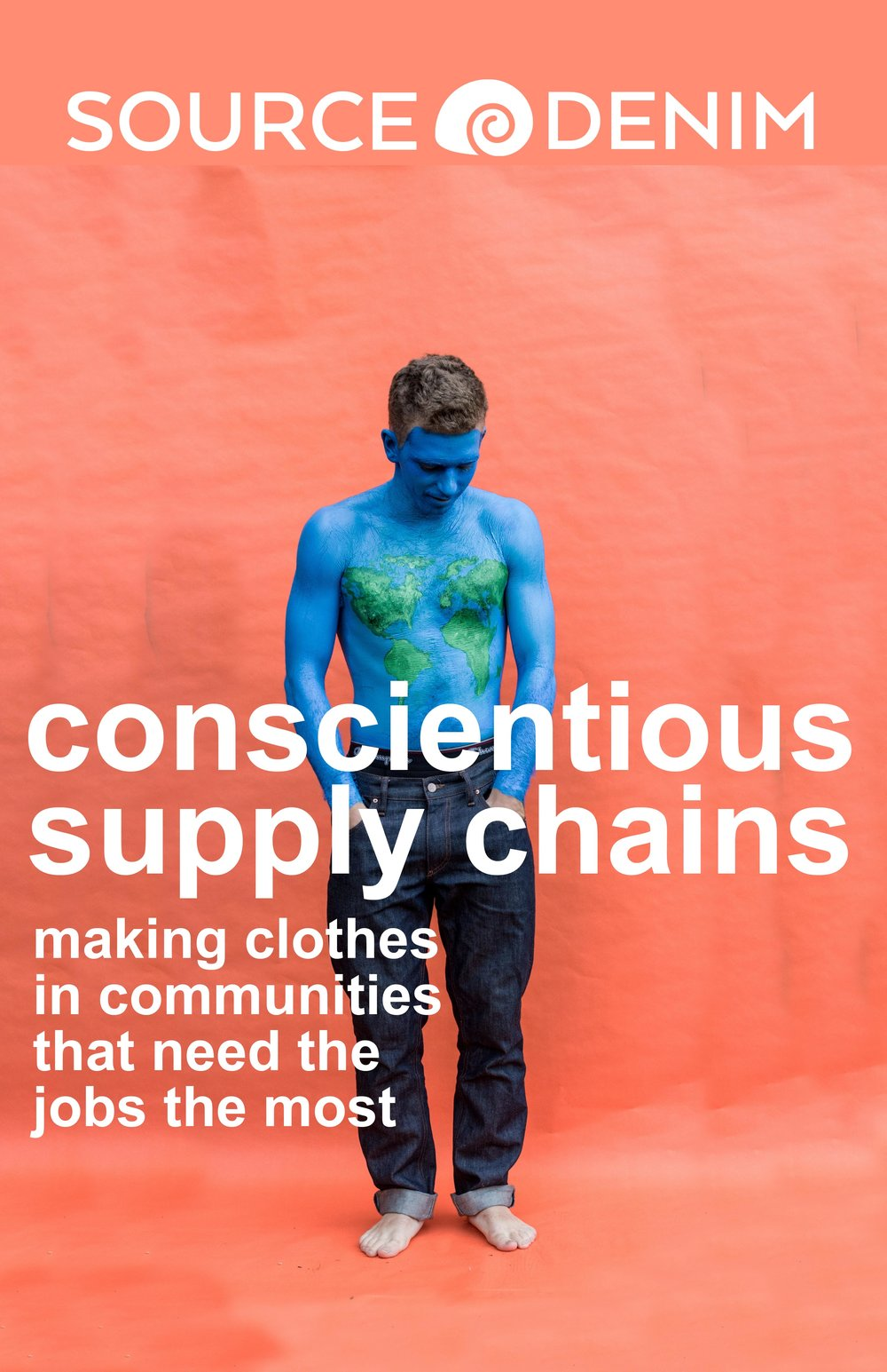 SOURCE Denim - conscientious supply chain