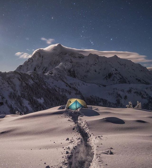Sometimes you just need to get away. Photo by @scott_kranz