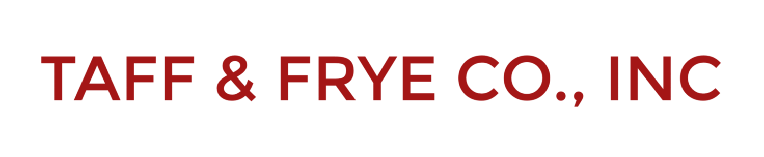 Taff & Frye Co. Inc.