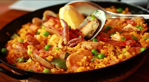 Paella Lunch - $30