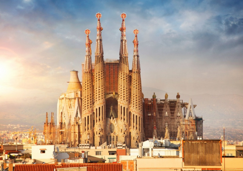Sagrada Familia Tour - $40
