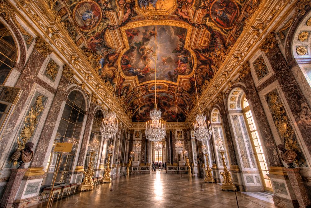 Versailles - $40