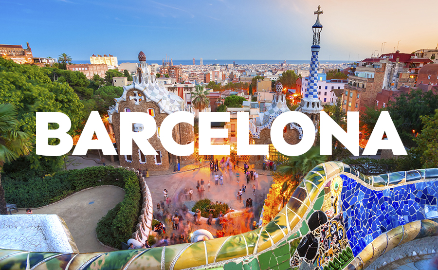 Barcelona - Lodging $150/night x 3 nights