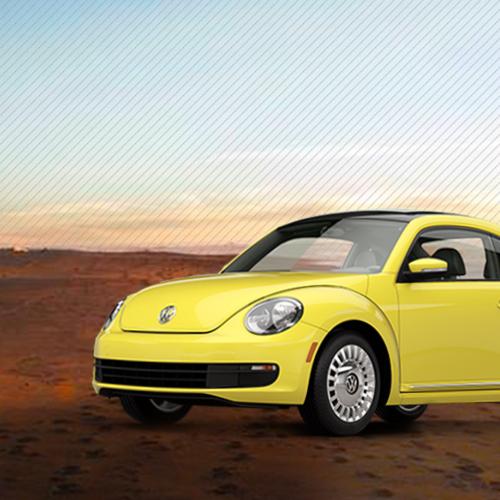 VW WEB AD CAMPAIGN