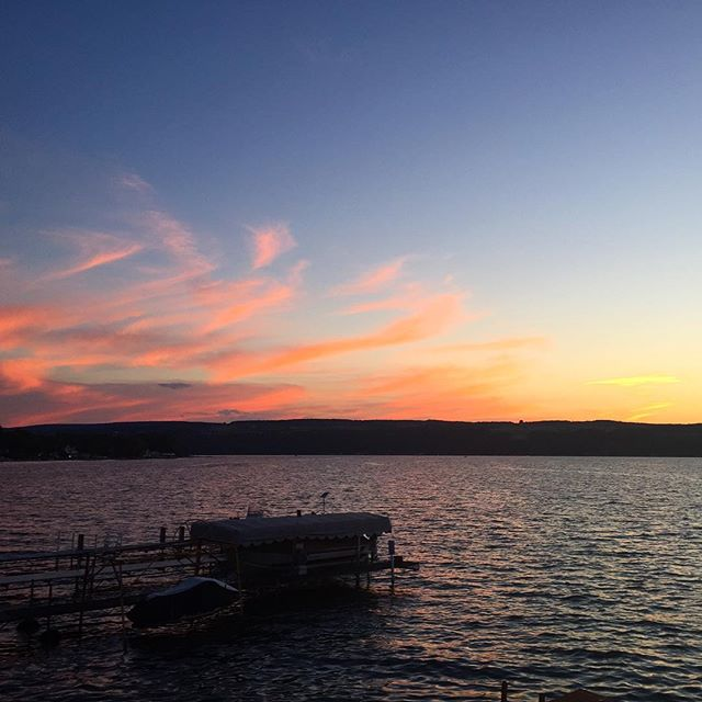 #sunset #keukalake