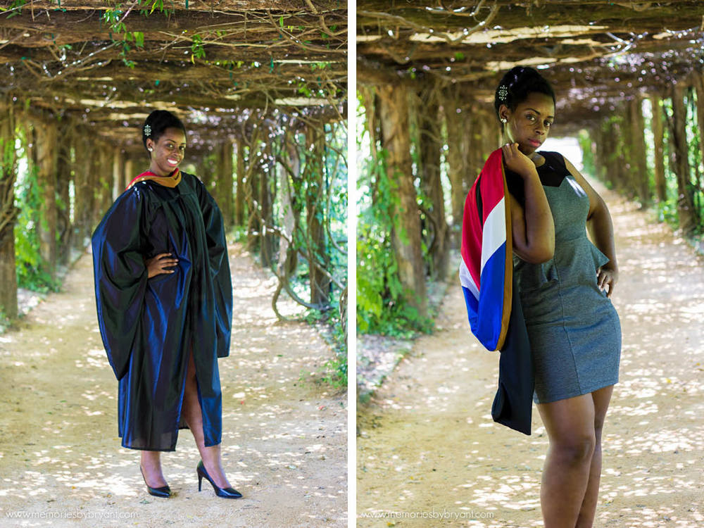 emily grad photos masters bryant tyson photography