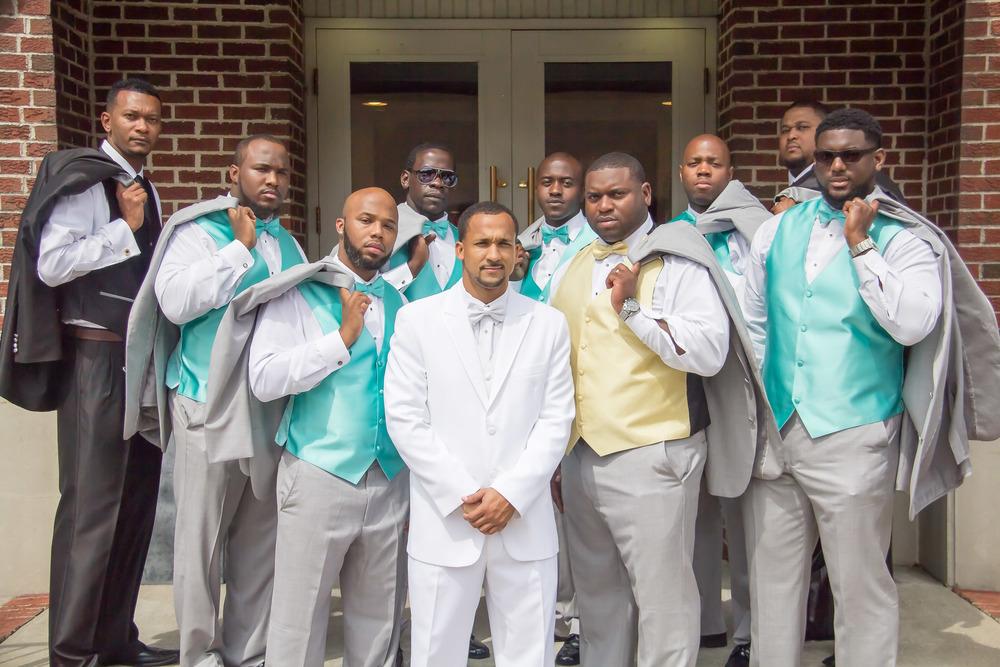 groom groomsmen