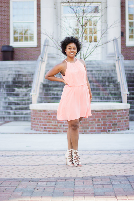 East Carolina University Class of 2016 - Zana W | Greenville NC Senior Portriat Photography | Bryant Tyson Photography