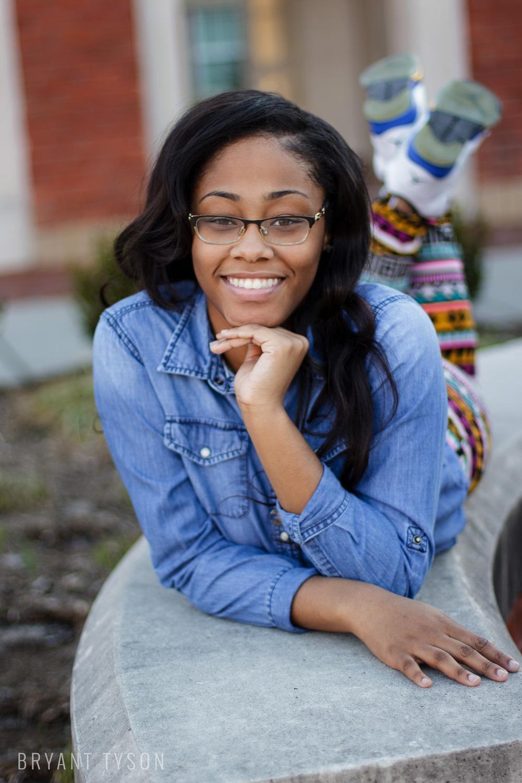 Greenville NC Portrait Photographer | Bryant Tyson Photography | Senior Portraits | Farmville Central High School Class of 2016
