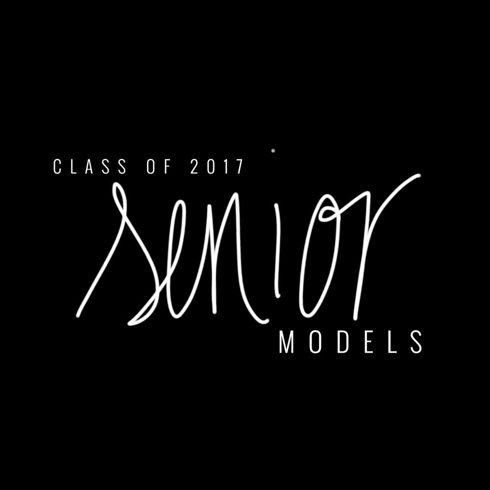 Class of 2017 Senior Model Program | Greenville NC Senior Portrait Photography | Bryant Tyson Photography