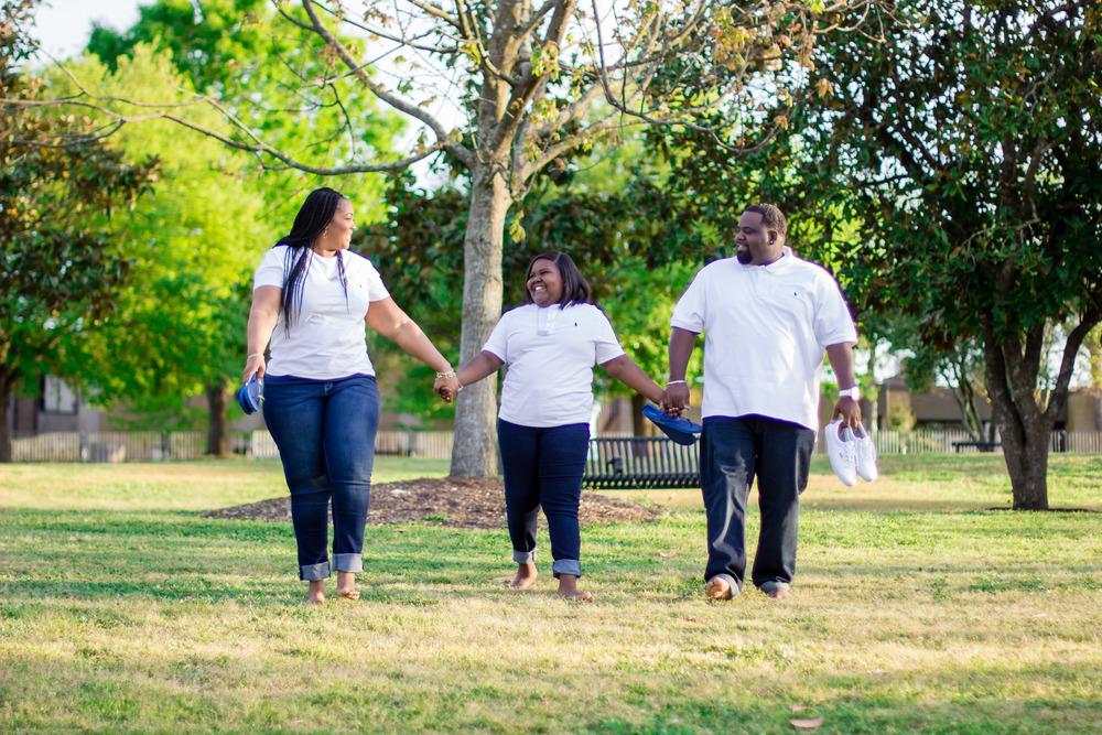 Greenville NC Family Portraits | Bryant Tyson Photography | Tonya Smith