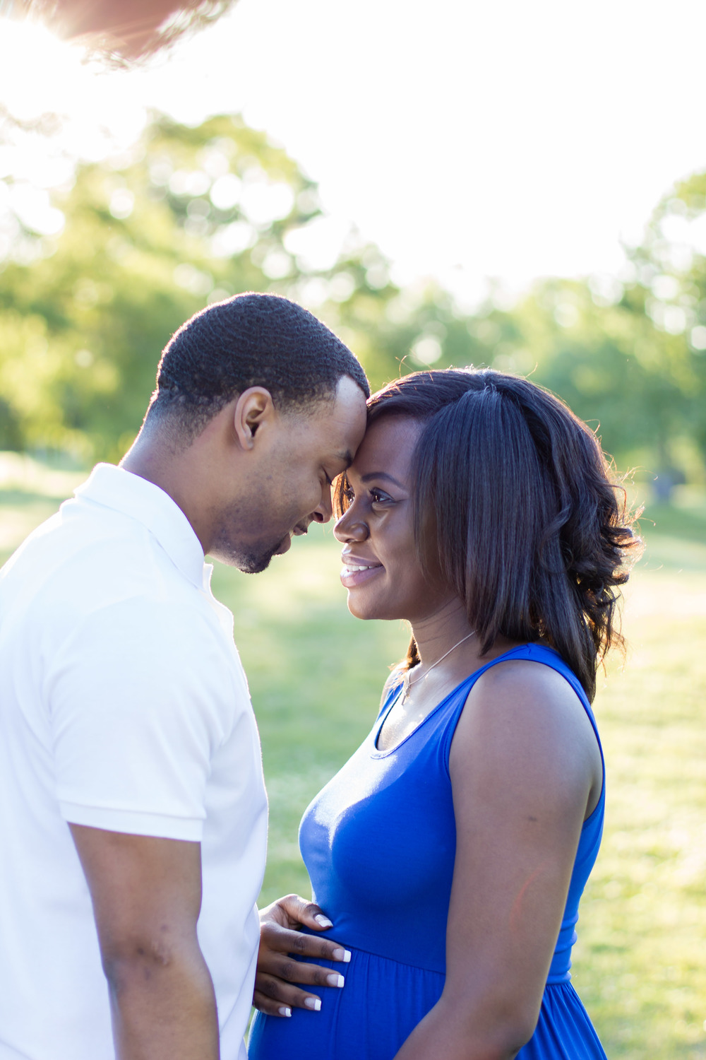 Greenville NC Maternity Portraits | Bryant Tyson Photography | Jessica + Eman | www.memoriesbybryant