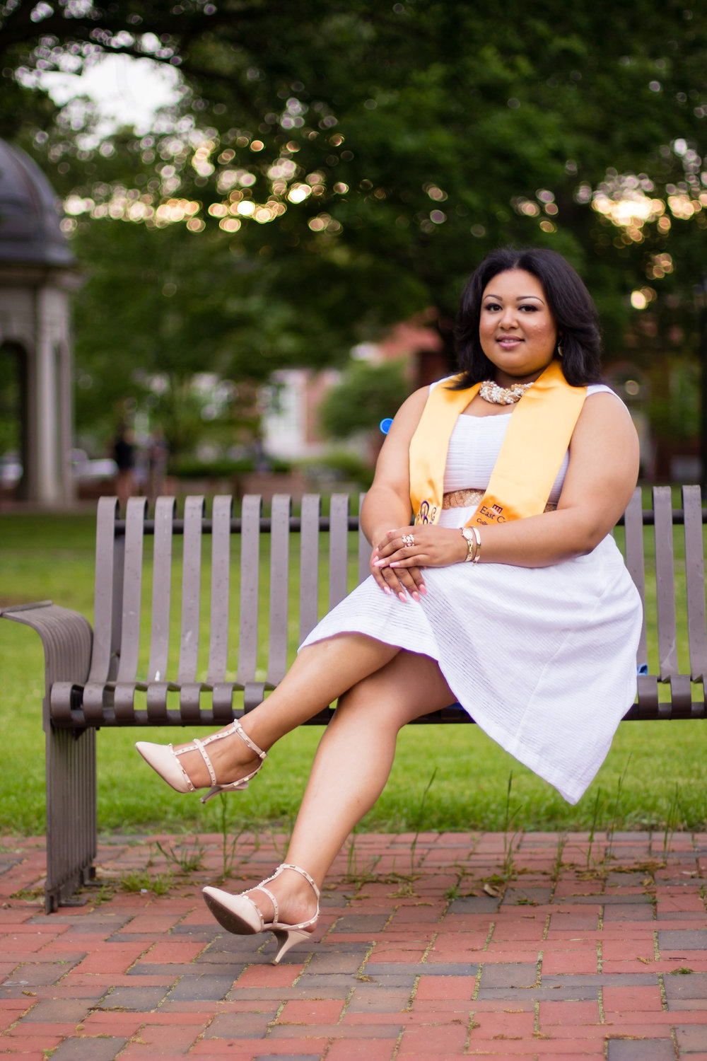 ECU Senior Sessions | East Carolina University | Bryant Tyson Photography | Senior Portraits | Christina B
